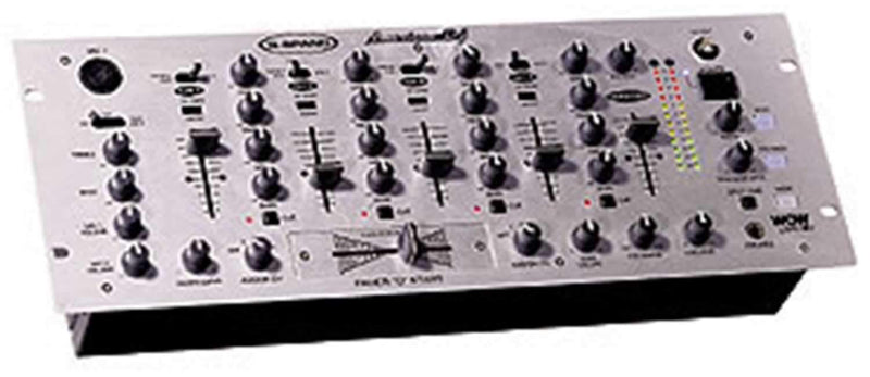 AMERICAN AUDIO Q-SPAND 19-INCH DJ MIXER - PSSL ProSound and Stage Lighting