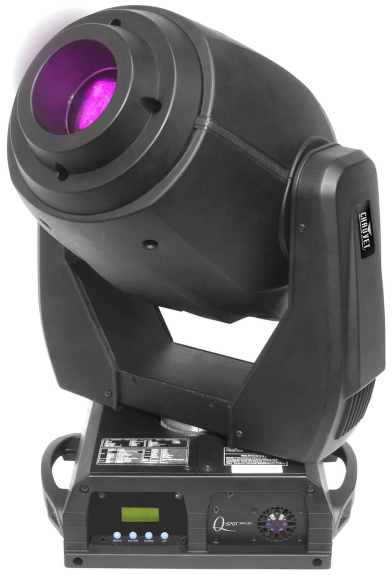 Chauvet Q-SPOT 560 LED DMX Moving Yoke - PSSL ProSound and Stage Lighting