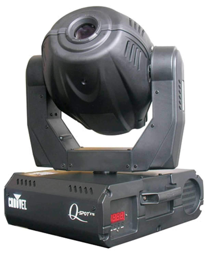 Chauvet Q-SPOT 575 DMX 512 Moving Head Wash - PSSL ProSound and Stage Lighting