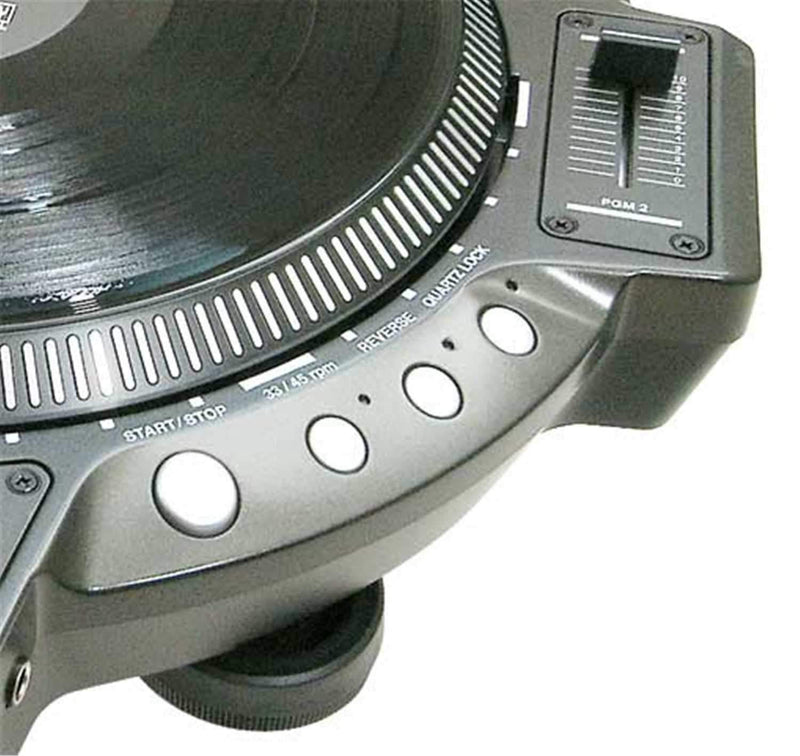 Vestax QFO LE DX hybird Pro Turntable - PSSL ProSound and Stage Lighting