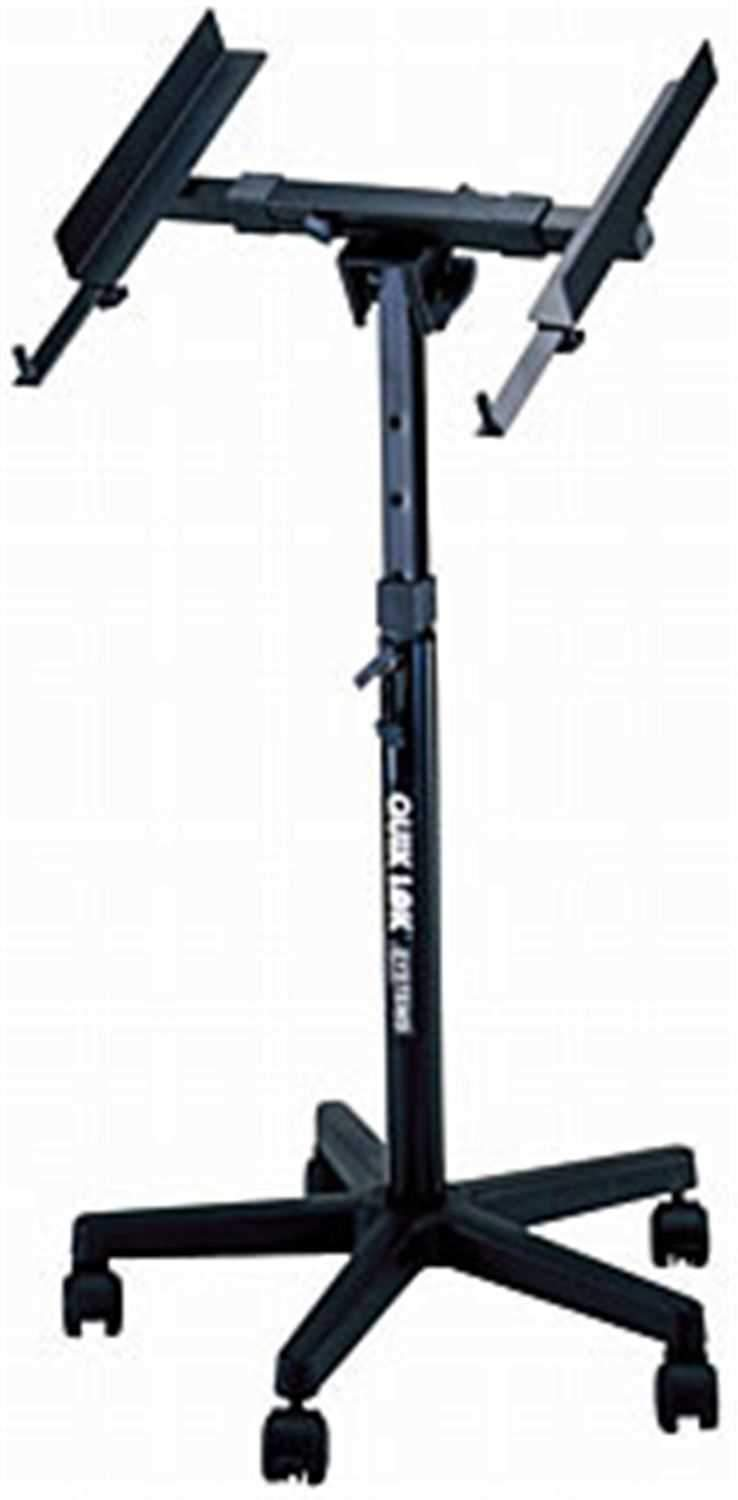 Quik Lok Studio Locator Stand For Equipment - PSSL ProSound and Stage Lighting