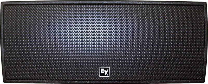 Electro-Voice QRX-212H-75-BLK Dual 12-Inch 2-Way Flying Speaker - PSSL ProSound and Stage Lighting