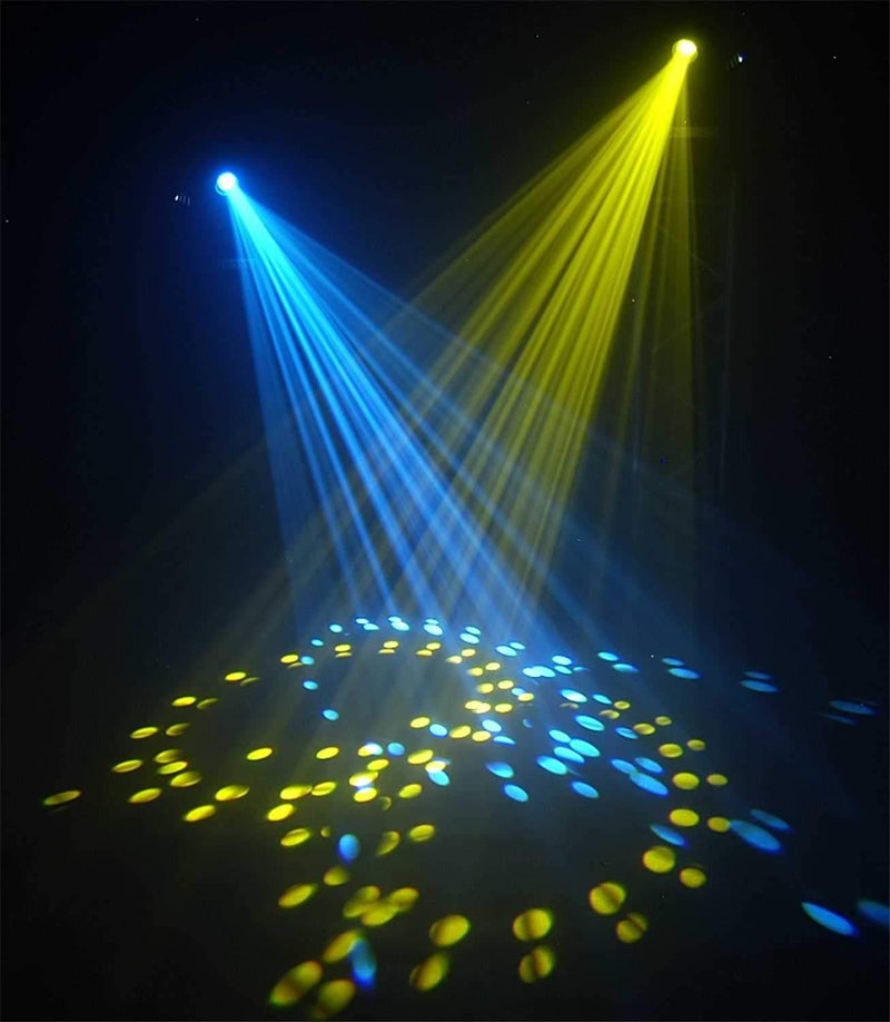 Chauvet QSPOT-300 DMX 512 Moving Yolk - PSSL ProSound and Stage Lighting