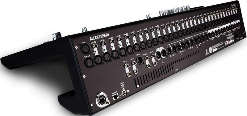 Allen & Heath QU-32 Chrome 32-Ch Digital Mixer - PSSL ProSound and Stage Lighting