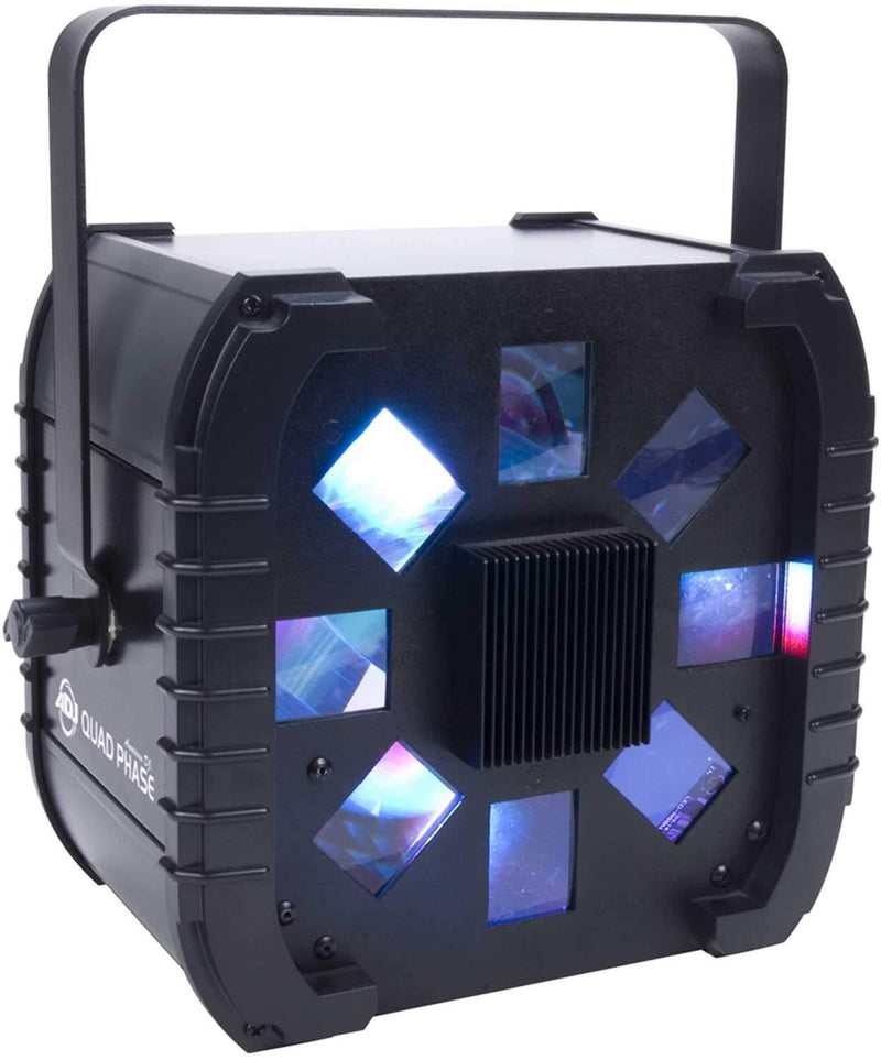 American DJ Quad Phase LED Moonflower Effect Light - PSSL ProSound and Stage Lighting