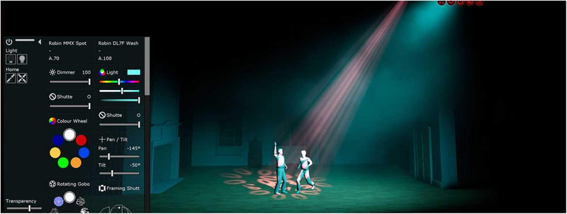 Elation Capture Quartet to Symphony Software Upgrade - PSSL ProSound and Stage Lighting