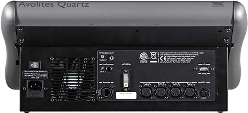 Avolites Quartz Lighting Control Console - PSSL ProSound and Stage Lighting