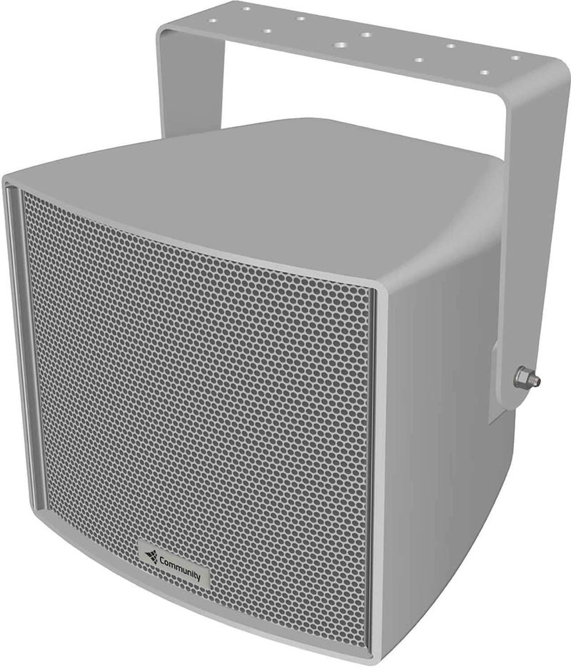 Community R-35-3896 3-Way 8-inch 90x60 Grey - PSSL ProSound and Stage Lighting