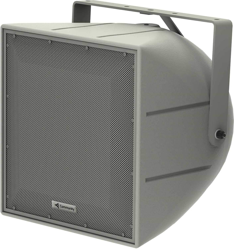 Community R-5-96MAX 12-inch 90x60 Broadband Out Grey - PSSL ProSound and Stage Lighting