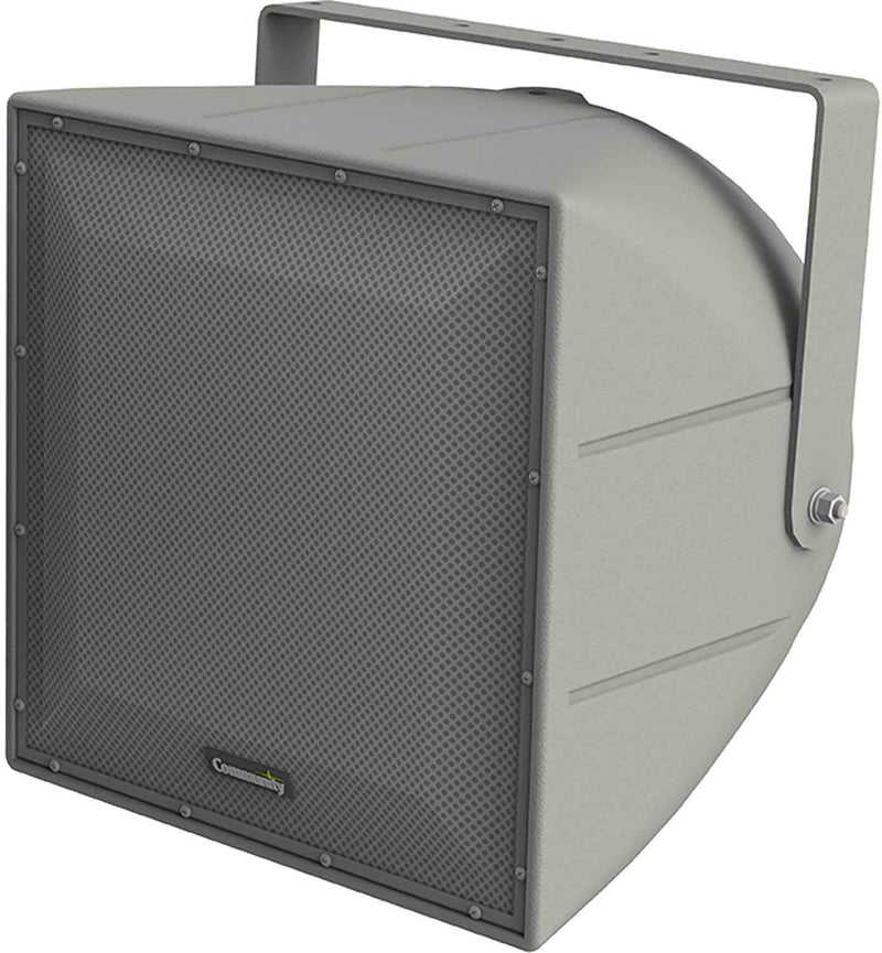 Community R-5HP 3-Way 60x40 Outdoor Speaker Grey - PSSL ProSound and Stage Lighting