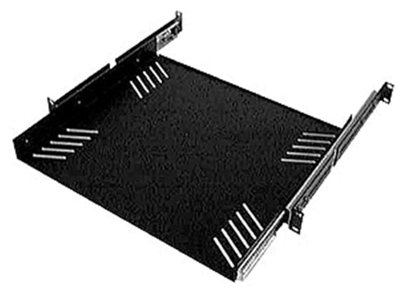Hardware Sliding Tray - 1 Rack Space - PSSL ProSound and Stage Lighting