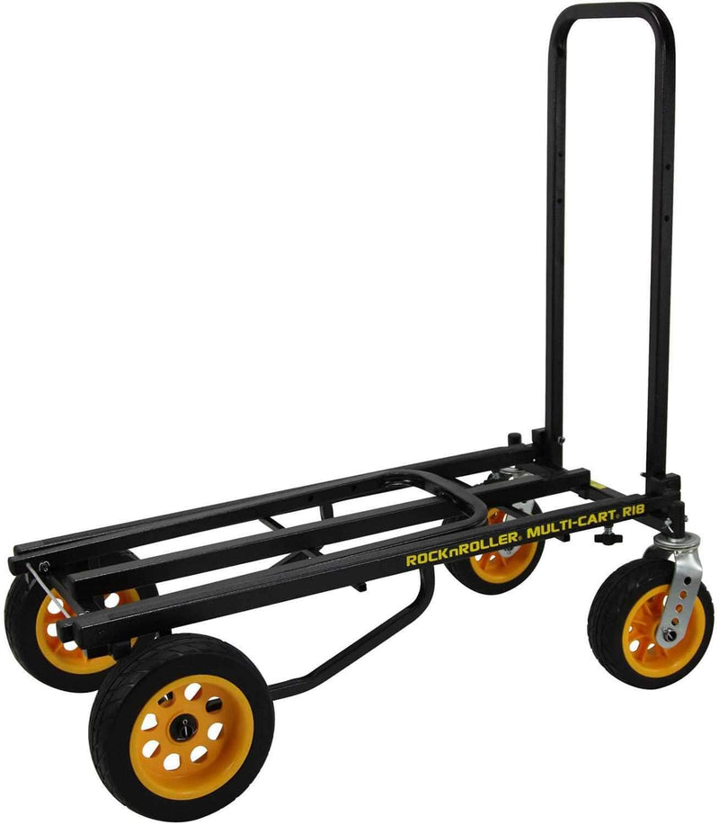 Rock N Roller R18RT MultiCart Equipment Hand Truck - PSSL ProSound and Stage Lighting