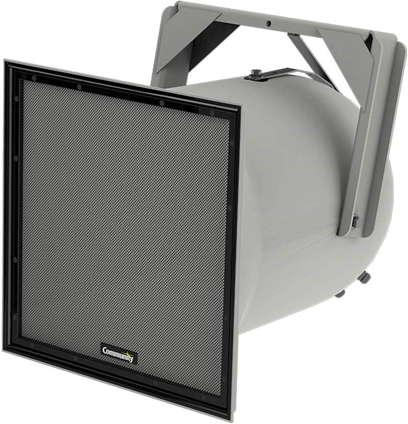 Community R2-66MAX 3Way Dual 12-Inch 60x60 Speaker Grey - PSSL ProSound and Stage Lighting