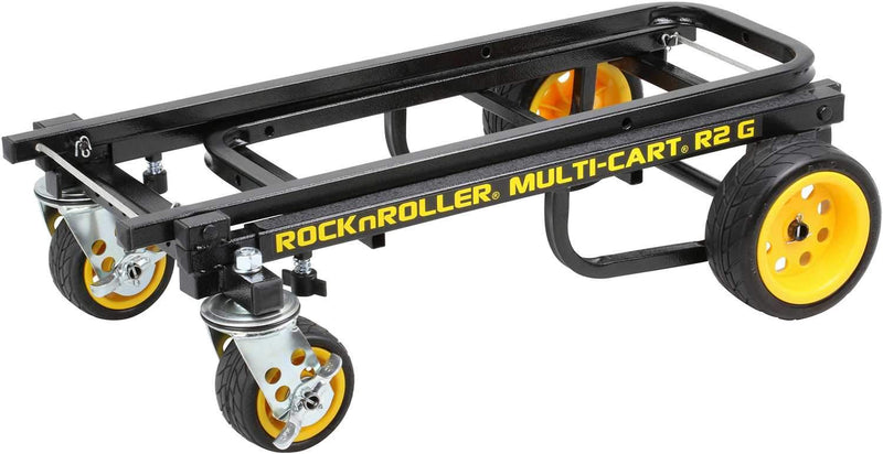 Rock N Roller R2G MultiCart Micro Glider - PSSL ProSound and Stage Lighting