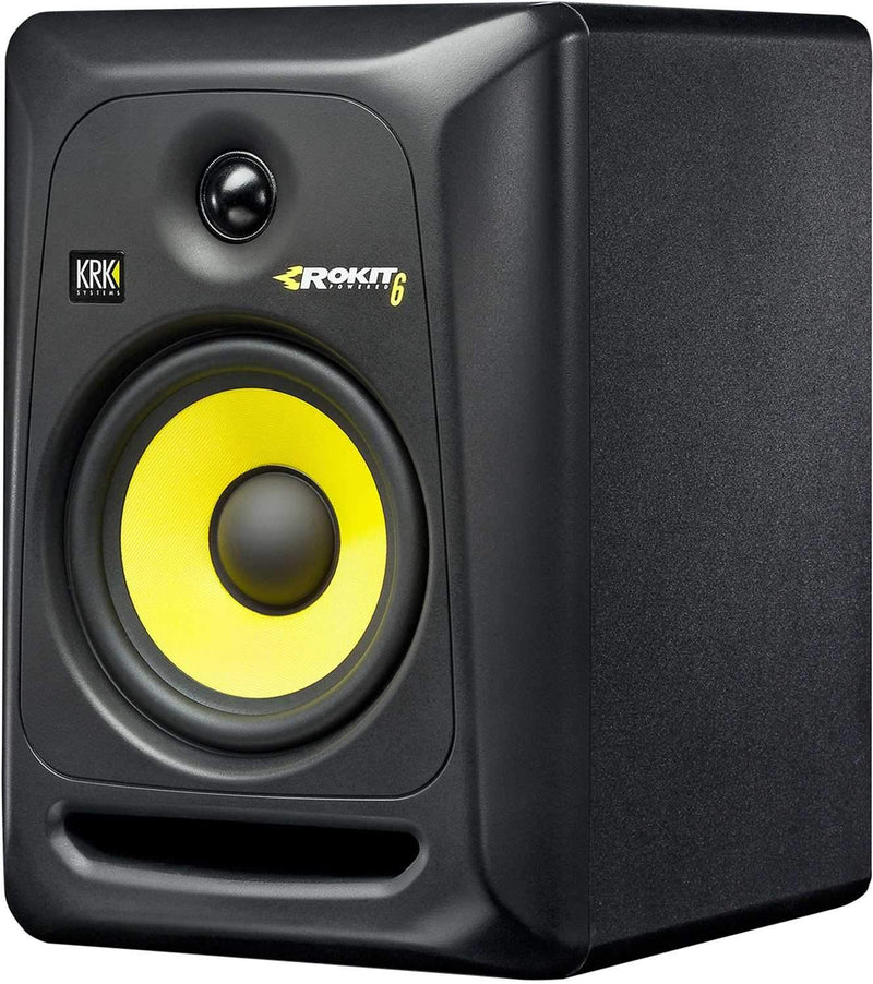 KRK R6G3 6-inch Two-Way Passive Monitor - PSSL ProSound and Stage Lighting