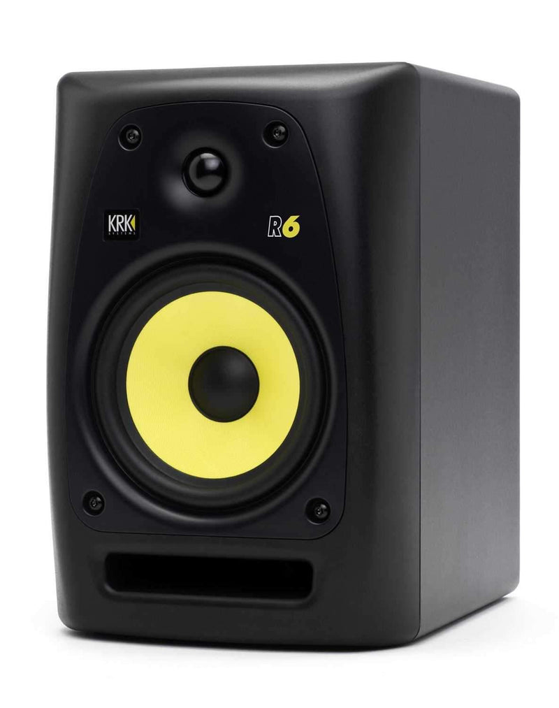 KRK R6 6 Inch Two-Way Passive Monitor - PSSL ProSound and Stage Lighting