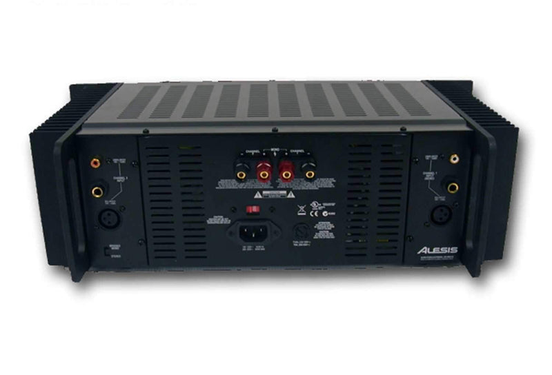 Alesis RA500 Power Amplifier - PSSL ProSound and Stage Lighting