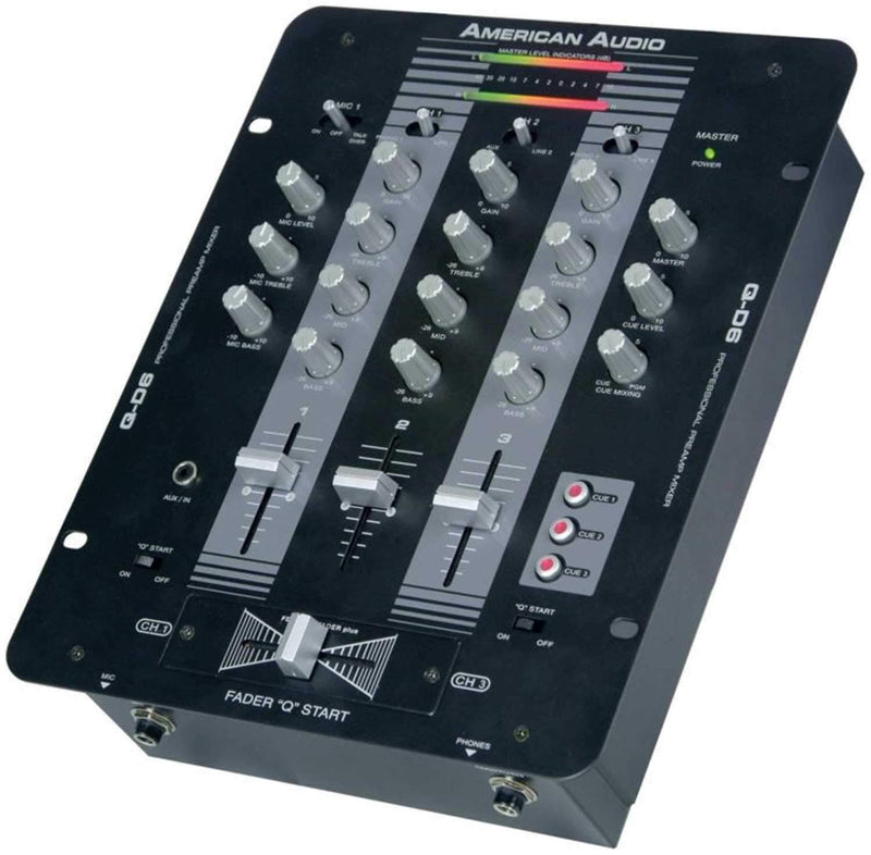American Audio RADIUS-1000-SYS MP3/CD/Midi Player - PSSL ProSound and Stage Lighting