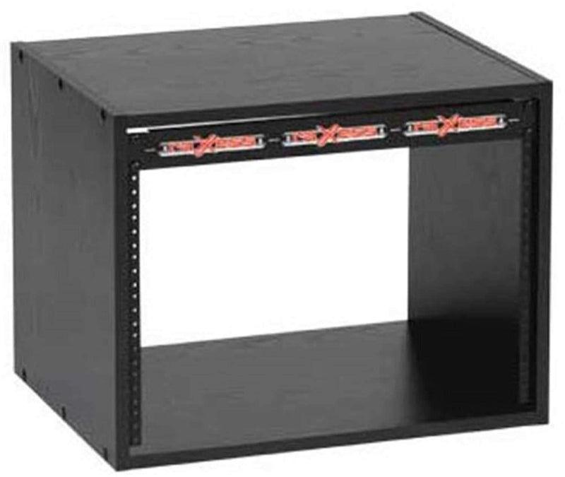 Raxxess ER8 8 Space Economy Rack - PSSL ProSound and Stage Lighting