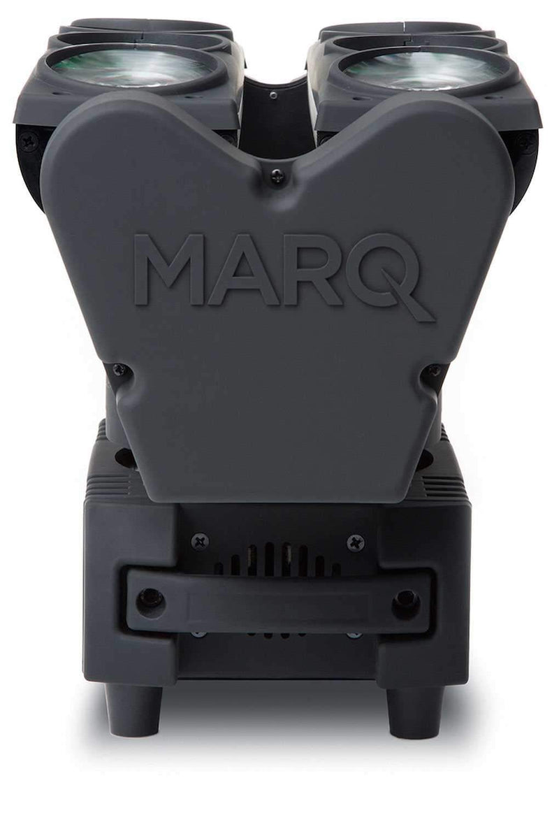 MARQ Ray Tracer X Quad 8x10w Dual Roller Multi Beam Light - PSSL ProSound and Stage Lighting