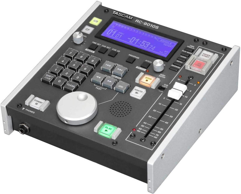 Tascam RC9010S Remote Control For CD-900 Series - PSSL ProSound and Stage Lighting