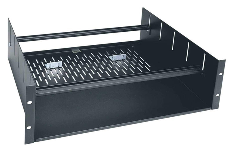 Mid Atlantic 2 Space Clamping Utility Rack Shelf - PSSL ProSound and Stage Lighting