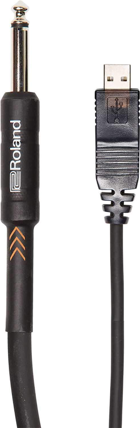 Roland RCC-10-US14 10ft Cable 1/4 inch to USB - PSSL ProSound and Stage Lighting