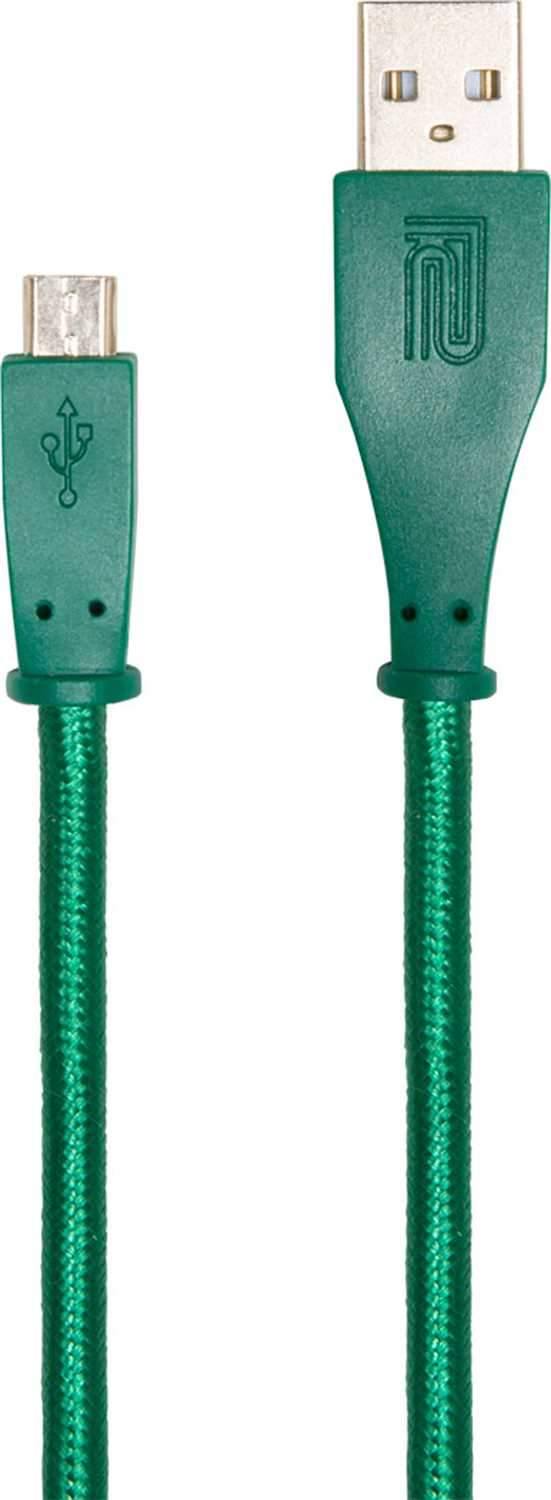 Roland RCC-3-UAUM Green 3ft USB-A/Micro-USB Cable - PSSL ProSound and Stage Lighting