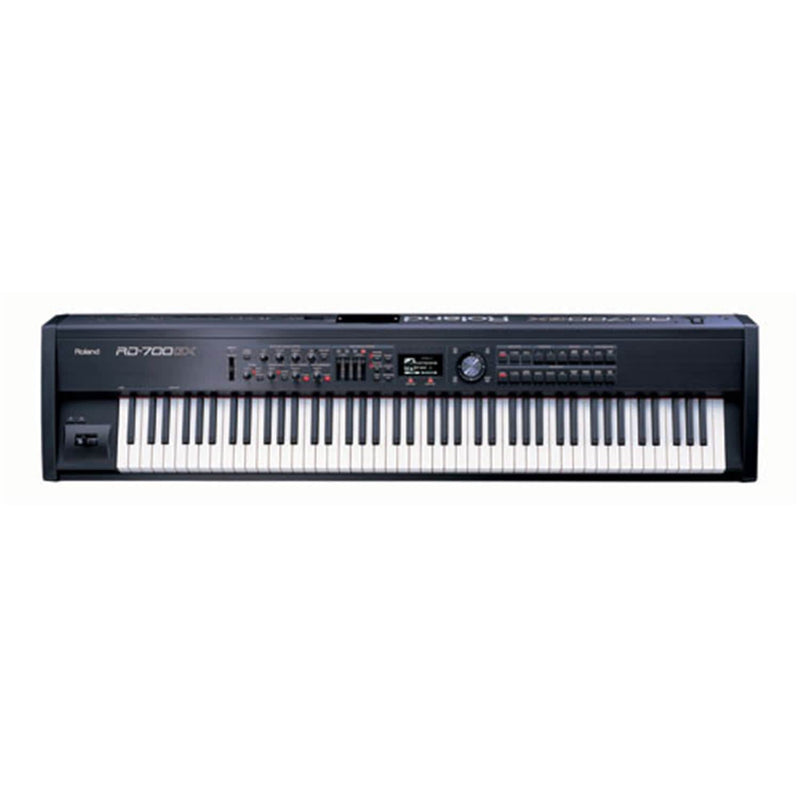 Roland RD-700GX 88-Weighted Key Digital Piano - PSSL ProSound and Stage Lighting