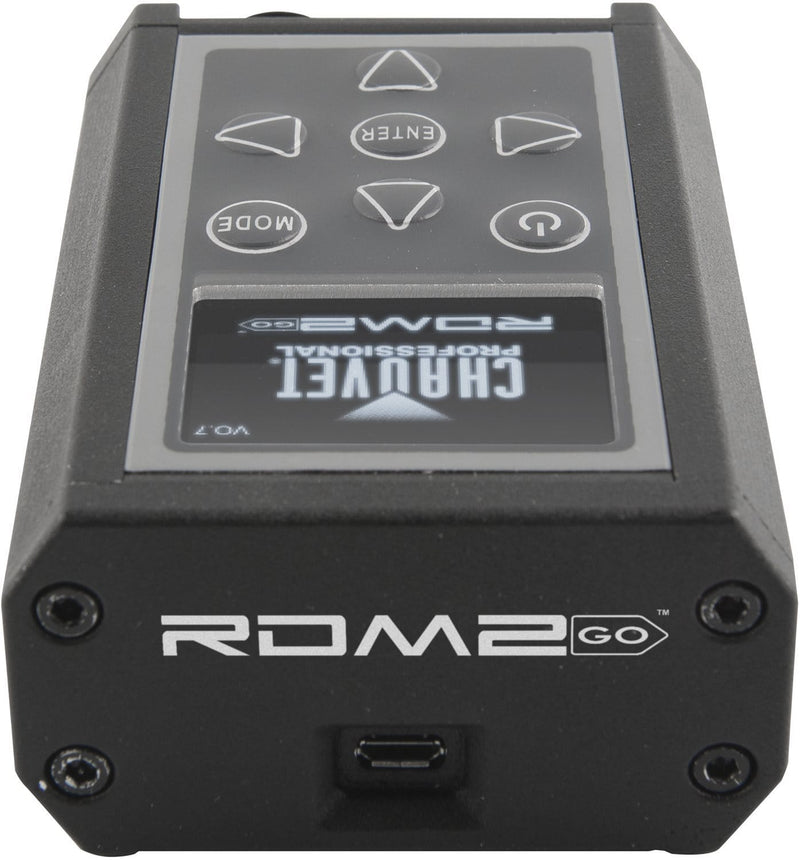 Chauvet RDM2go RDM Configuration & Testing Tool - PSSL ProSound and Stage Lighting