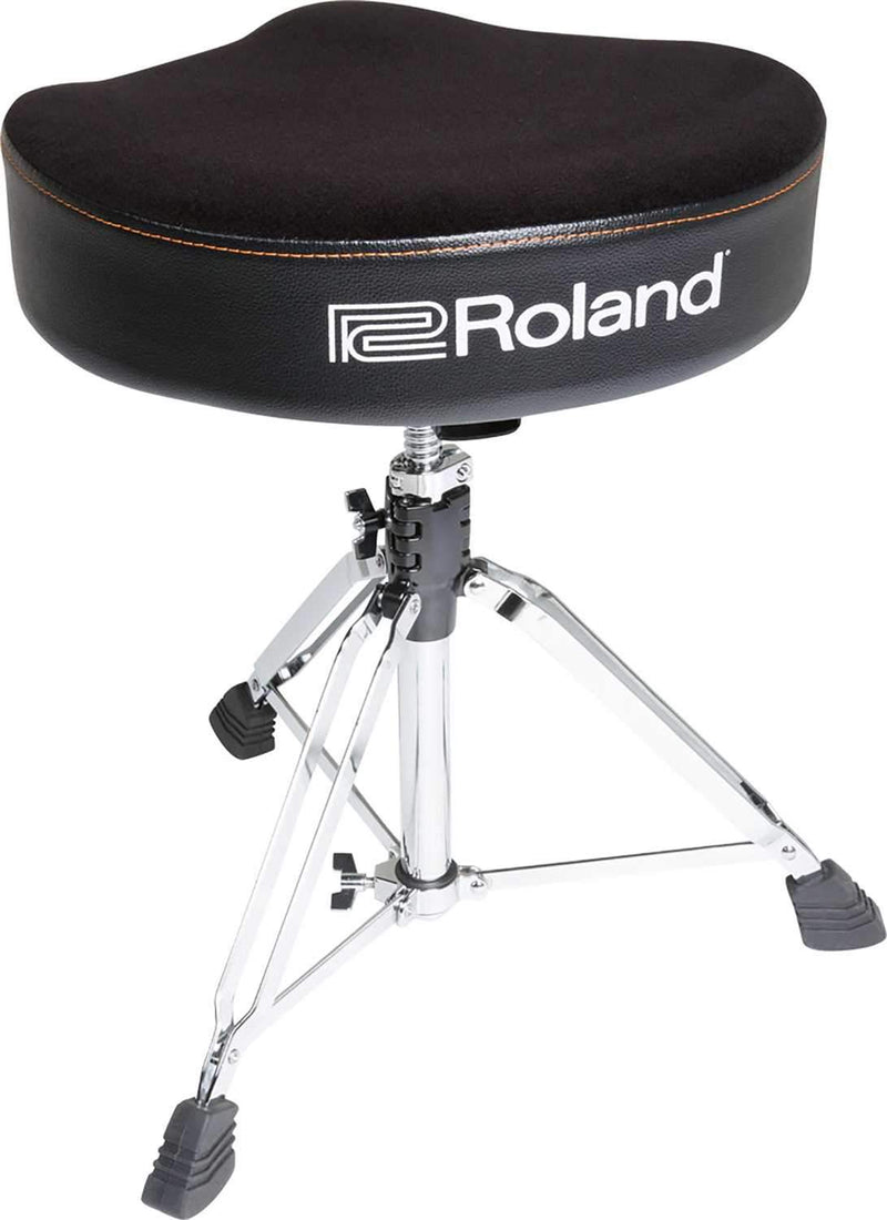 Roland RDT-S Saddle Drum Throne Seat - PSSL ProSound and Stage Lighting