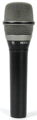 Electro Voice RE510 Supercardioid Handheld Vocal Microphone - PSSL ProSound and Stage Lighting