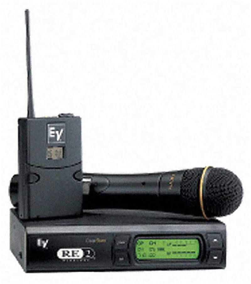 Electro Voice RE2Combo Wireless System with C09 AND Olm-10 - PSSL ProSound and Stage Lighting