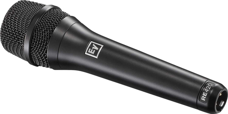 Electro-Voice RE420 Condenser Cardioid Vocal Mic - PSSL ProSound and Stage Lighting