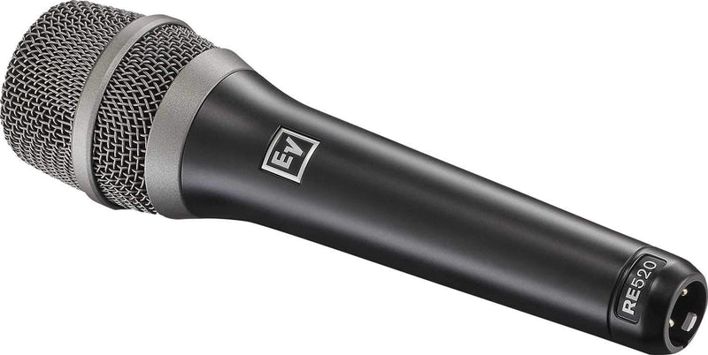 Electro-Voice RE520 Supercardioid Vocal Mic - PSSL ProSound and Stage Lighting