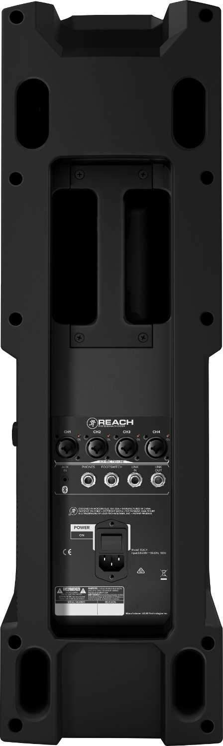 Mackie Reach Professional Array Complete PA System - PSSL ProSound and Stage Lighting