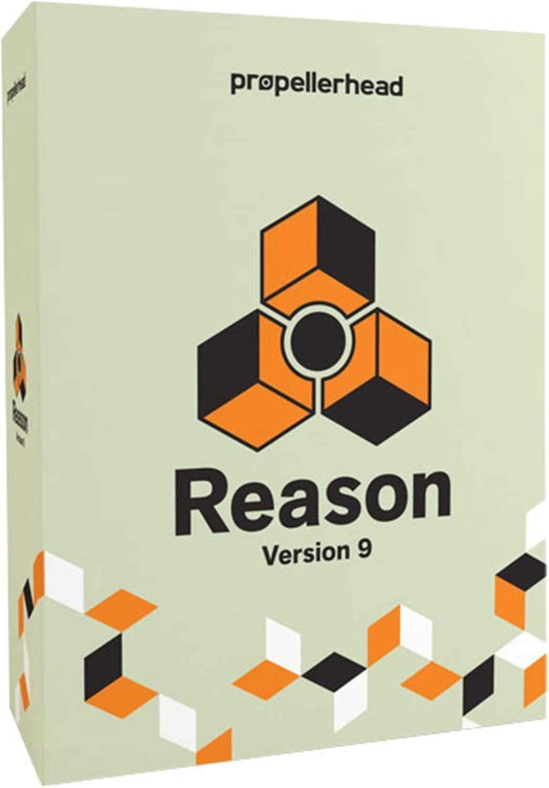 Propellerhead REASON 9 Upgrade from Any Version - PSSL ProSound and Stage Lighting