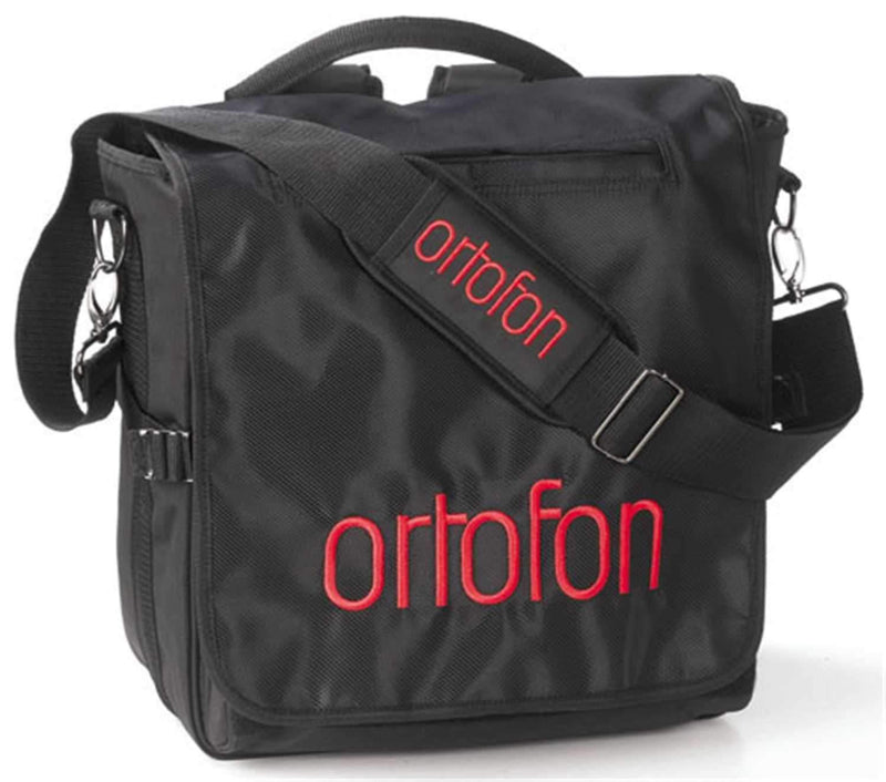 Ortofon Recordbag Backpack 40 LP cap record bag - PSSL ProSound and Stage Lighting