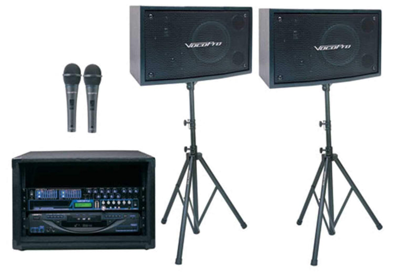 Vocopro RECORDINGARTIST300 Recording Package - PSSL ProSound and Stage Lighting