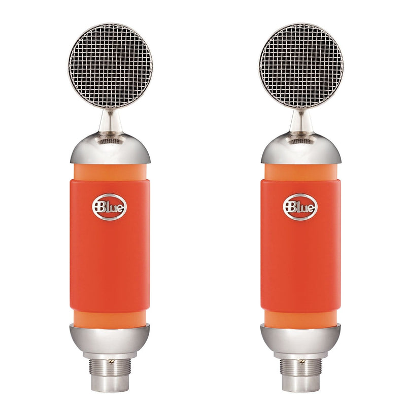 Blue Spark Large Diaphragm Condenser Microphone Stereo Set - PSSL ProSound and Stage Lighting