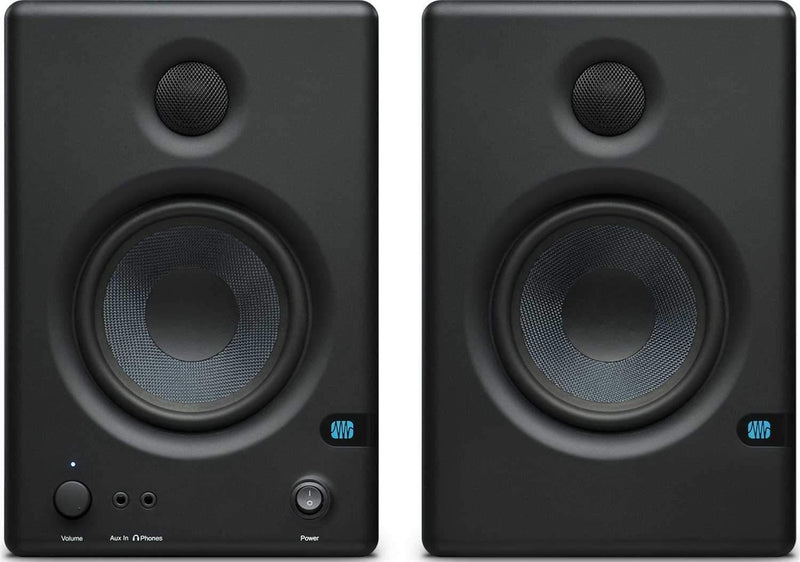 PreSonus Eris E4.5 4.5-Inch Studio Monitors Kit - PSSL ProSound and Stage Lighting