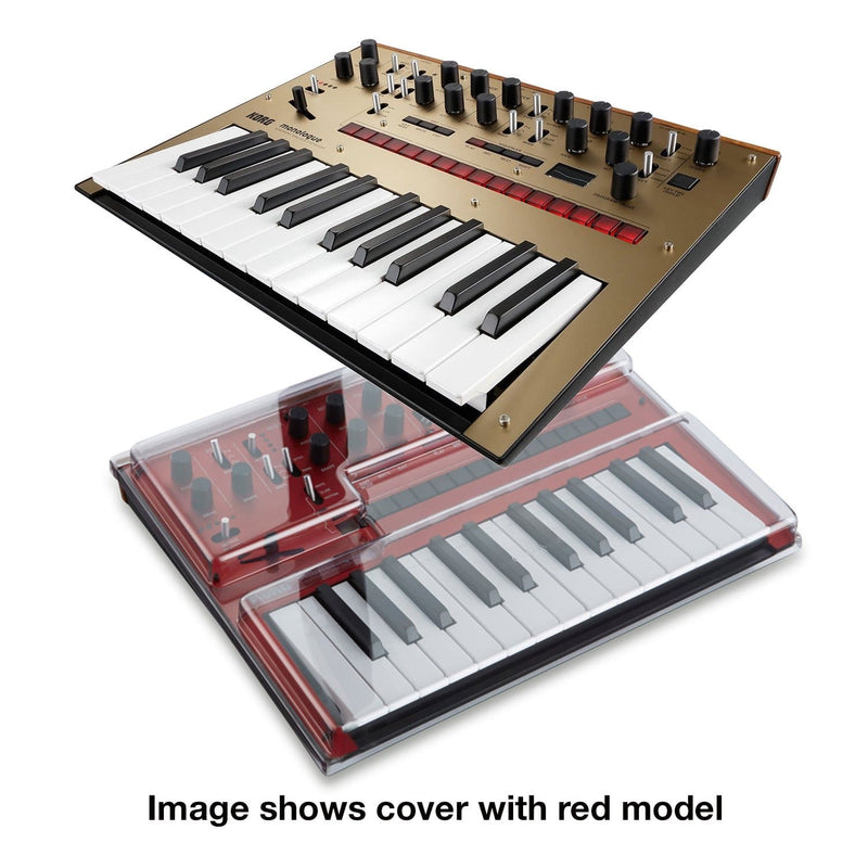 Korg Monophonic Analog Monophonic Gold Synth & Decksaver - PSSL ProSound and Stage Lighting