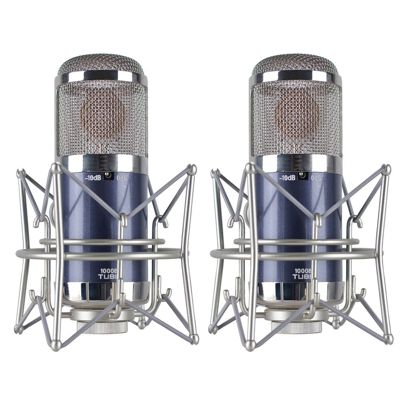 MXL Revelation Solo Tube Condenser Microphone Pair - PSSL ProSound and Stage Lighting