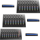 Icon Platform M-Plus Desktop DAW Control Surface & Extender/Display Pack - PSSL ProSound and Stage Lighting
