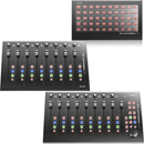 Icon Platform M-Plus Desktop DAW Controller Small Control Surface Extender Package - PSSL ProSound and Stage Lighting