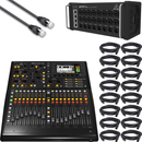 Behringer X32 Producer & SD16 Stage Box Bundle - PSSL ProSound and Stage Lighting