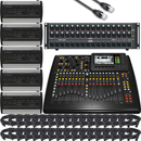 Behringer X32 Compact Digital Mixer XL Stage Package - PSSL ProSound and Stage Lighting