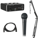 Behringer Complete Podcast Recording System - PSSL ProSound and Stage Lighting