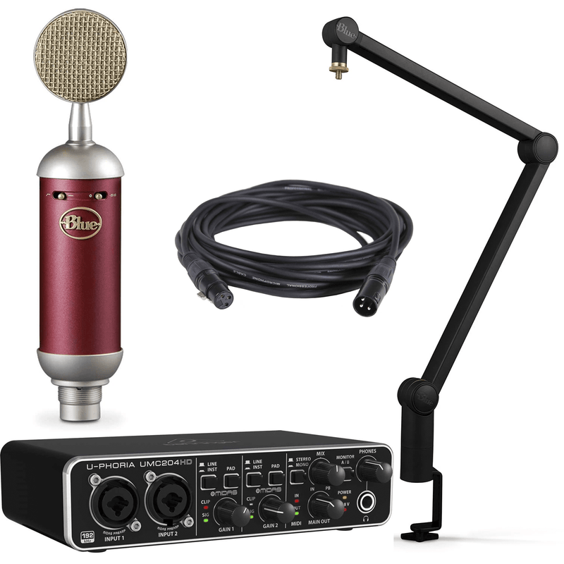 Blue Spark SL Podcast Bundle - PSSL ProSound and Stage Lighting