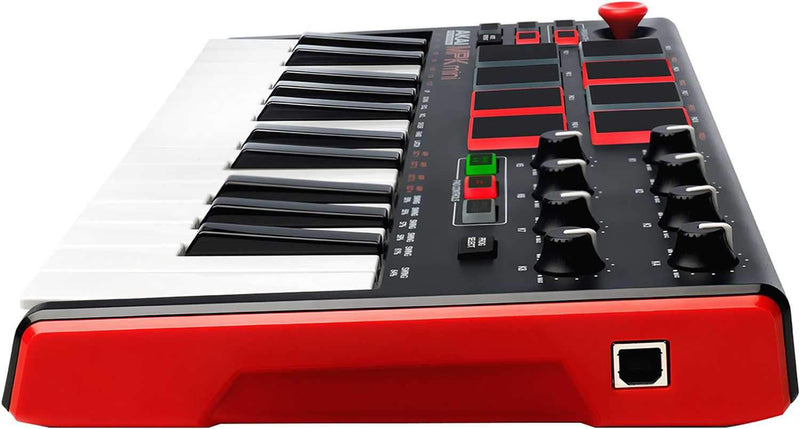 AKAI MPK Mini Mk2 Midi USB Keyboard with Bag - PSSL ProSound and Stage Lighting